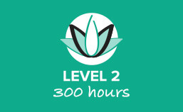 Yoga teacher training level 2 300 hour
