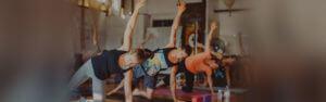 Santosha Yoga Teacher Training Bali Level 1 200 hour course group