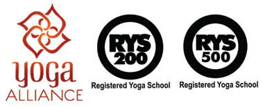 yoga alliance logos