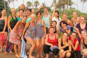 Santosha yoga teacher training Bali Nusa Lembongan