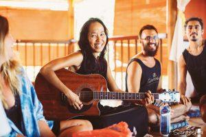 Best yoga teacher training bali australia santosha