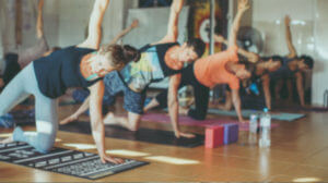 Nusa Lembongan bali santosha yoga teacher training level 1 and 2 500 hours